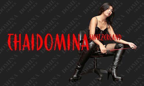 Domina thai Goddess Bojana